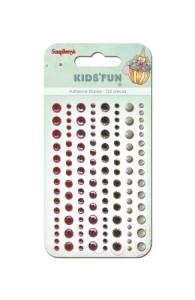 Kryształki Kids Fun 120szt ScrapBerry`s