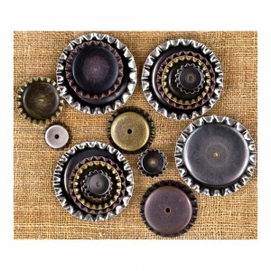 Bottle Caps - kapsle metalowe - Prima 960391