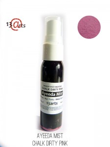 Mgiełka kredowa - Chalk Dirty Pink Light 33ml