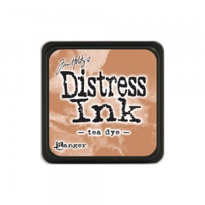 Distress Mini Ink Pad - tea dye TDP40231
