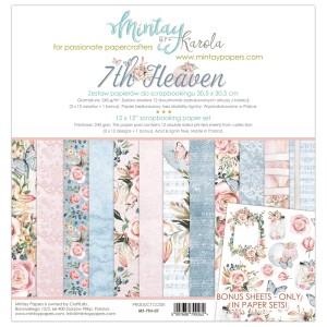 7th Heaven - zestaw papierów 30,5cm x 30,5cm