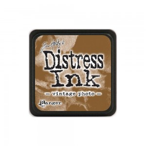 Distress Mini Ink Pad - vintage photo TDP40262