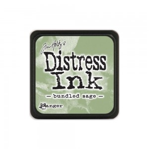 Distress Mini Ink Pad - bundled sage TDP39891