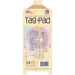 Julie Nutting - Armoire Tag Pad Prima 911195